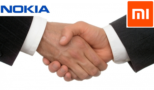 Nokia Xiomi Agreement